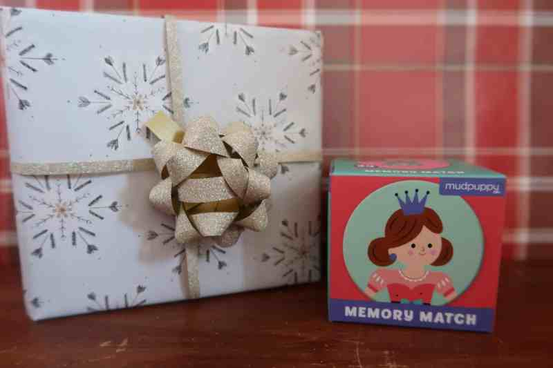 Enchanting Princess Mini Memory Match Game