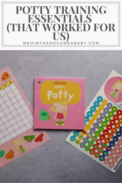 Potty Training Essentials (That Worked For Us)