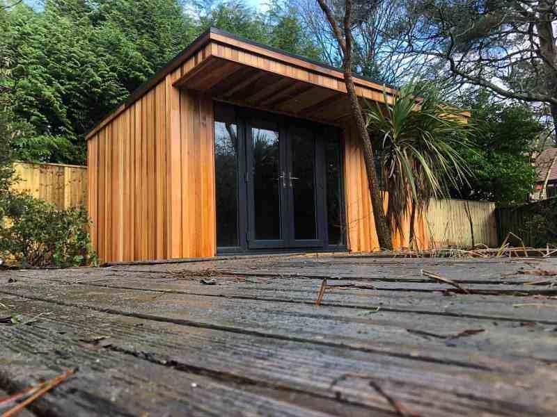 Modern Garden Rooms garden pod