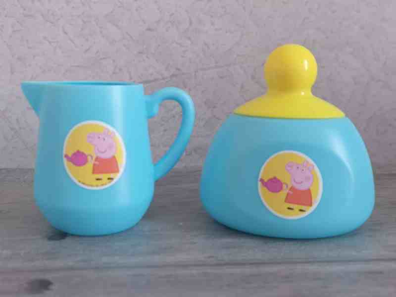 Peppa's House Tea Set