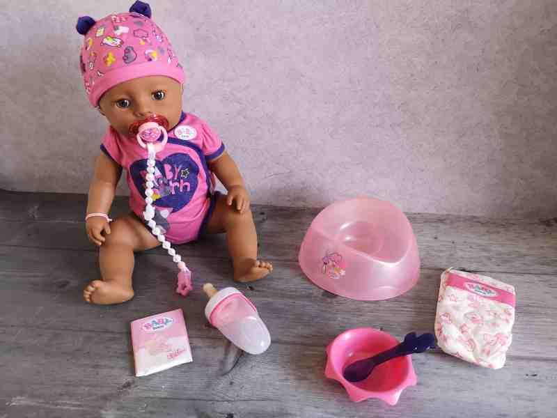 BABYborn Soft Touch Doll