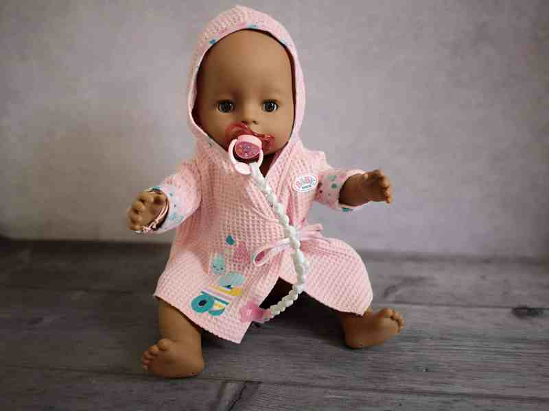 BABY born bathrobe