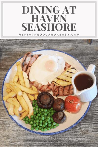 Dining At Haven Seashore