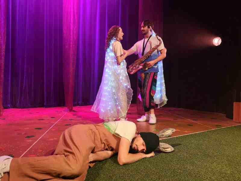 My First Play: A Midsummer Night's Nap