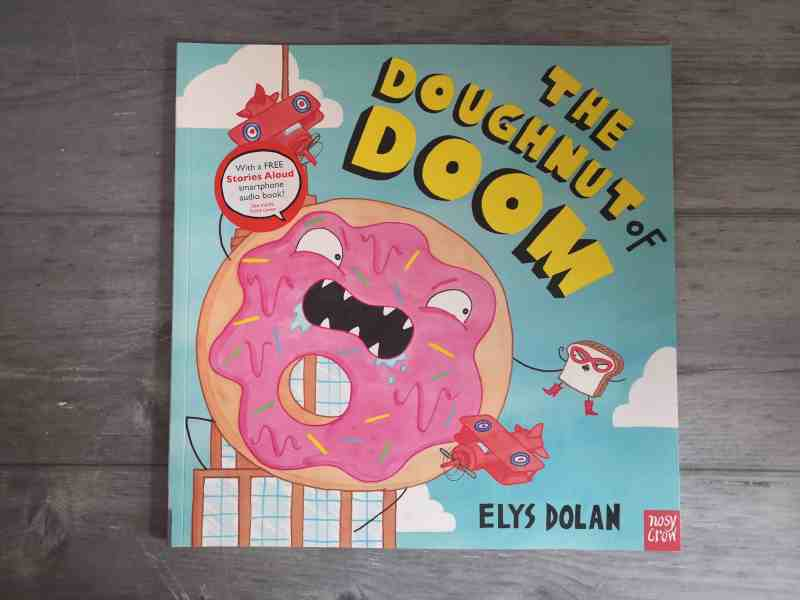 The Doughnut of Doom by Elys Dolan