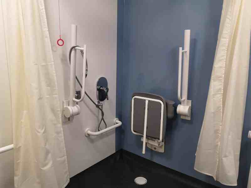 YHA Cambridge private room with en-suite