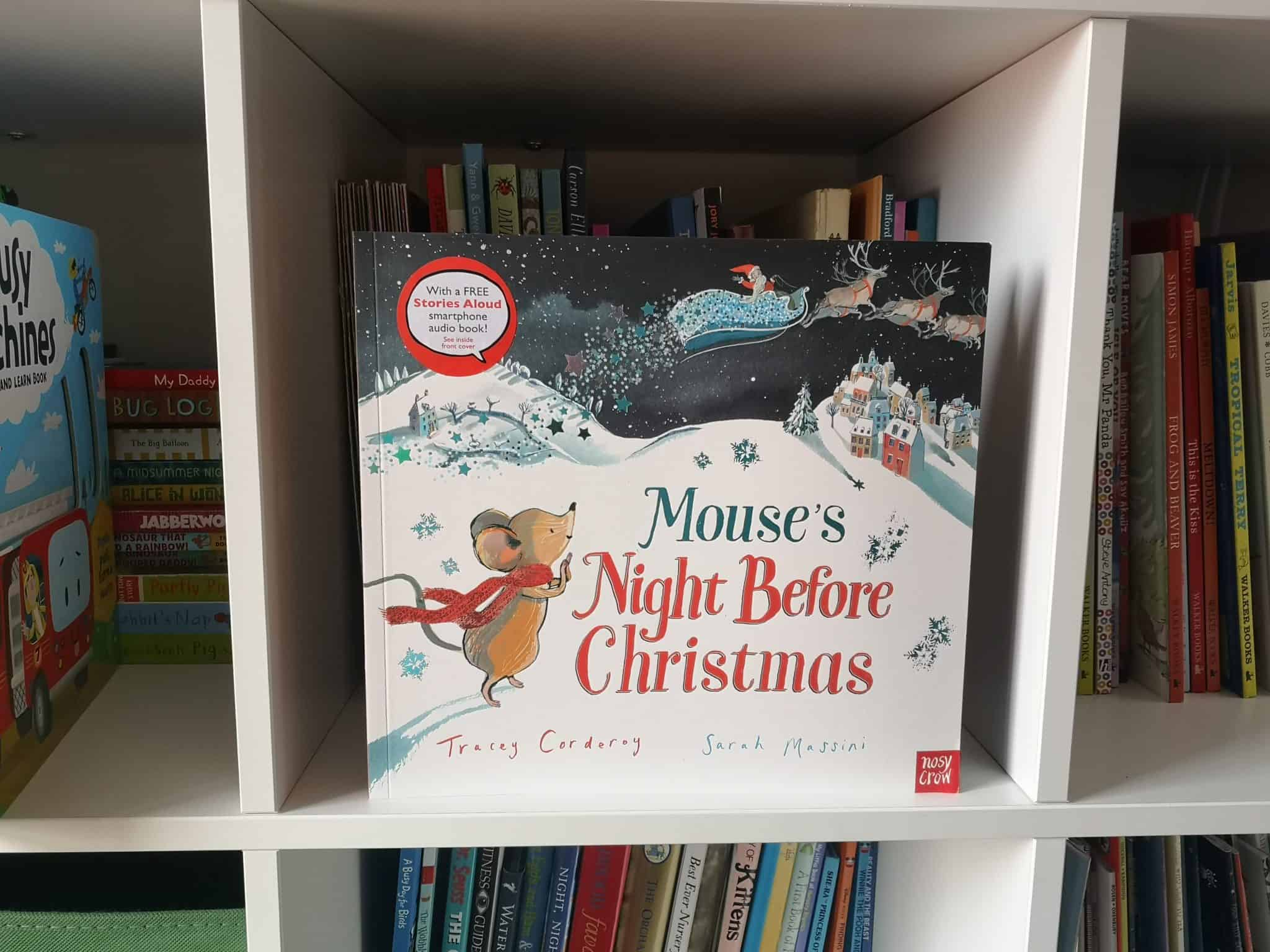 Children S Book Review Mouse S Night Before Christmas