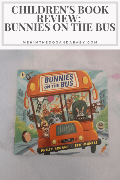 Bunnies on the Bus by Philip Ardagh and Ben Mantle