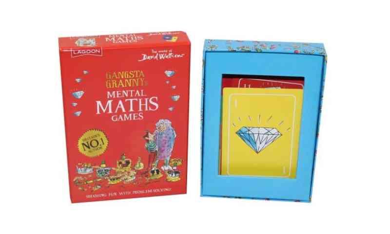 Gangsta Granny's Mental Math Games
