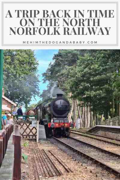 A Trip Back In Time On The North Norfolk Railway