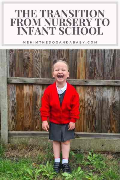 The Transition From Nursery To Infant School