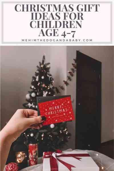 Christmas Gift Ideas For Children age 4-7 Pinterest