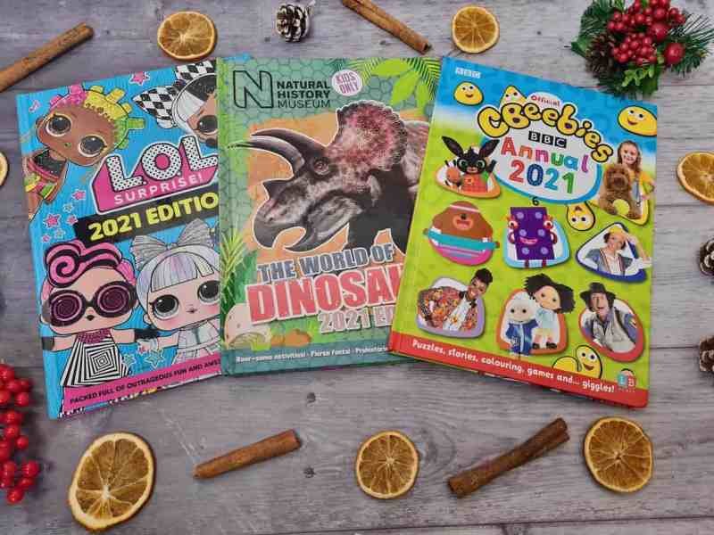 Little Brother Books Annuals