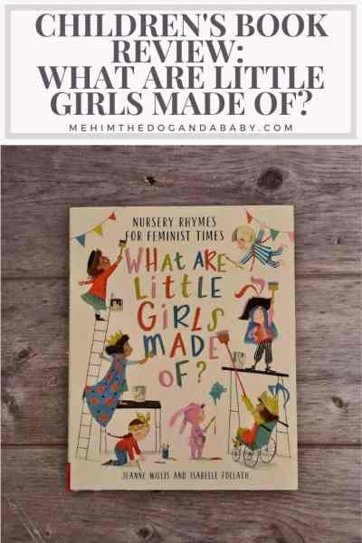 Children's Book Review: What Are Little Girls Made Of?