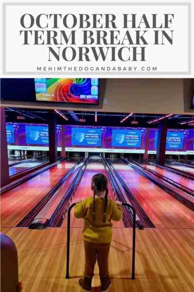 October Half Term Break In Norwich