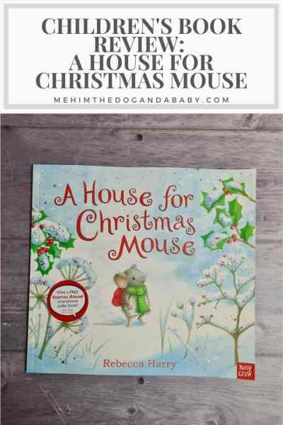 Children's Book Review: A House For Christmas Mouse