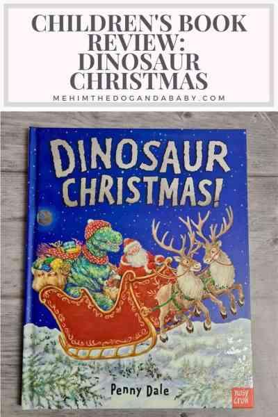 Children's Book Review: Dinosaur Christmas