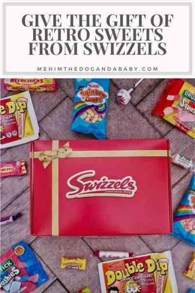 Give The Gift Of Retro Sweets From Swizzels