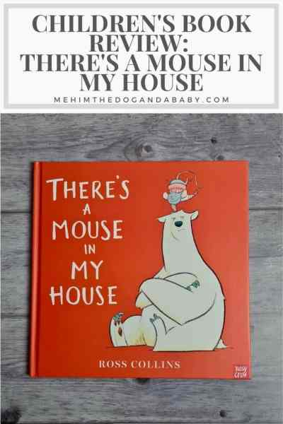 Children's Book Review: There's A Mouse In My House