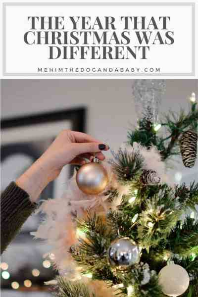 The Year That Christmas Was Different