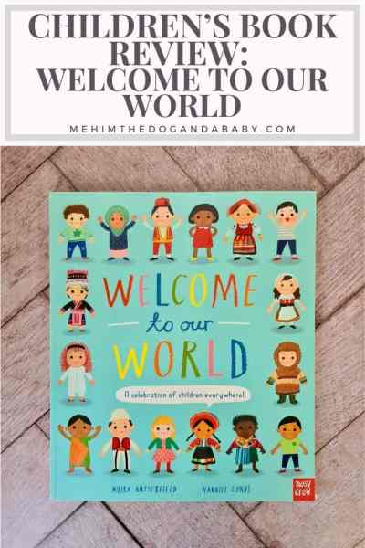 Children's book review: Welcome to our World