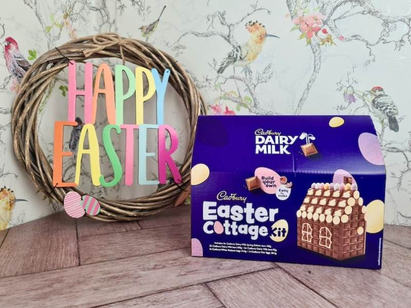 Cadbury Easter Cottage kit