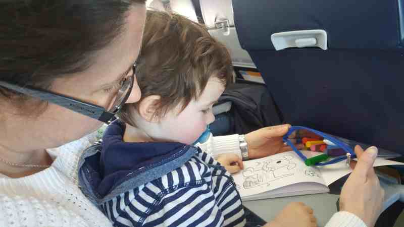 5 In-Flight Entertainment Ideas For 2-Year Olds
