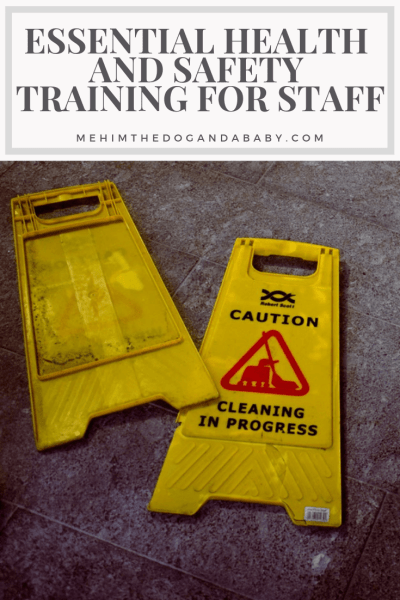 Essential Health And Safety Training For Staff