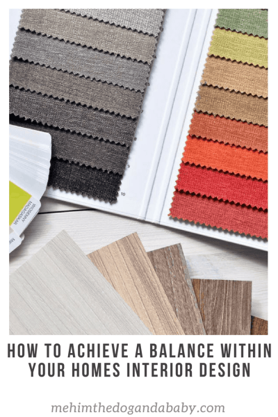 How To Achieve A Balance Within Your Homes Interior Design