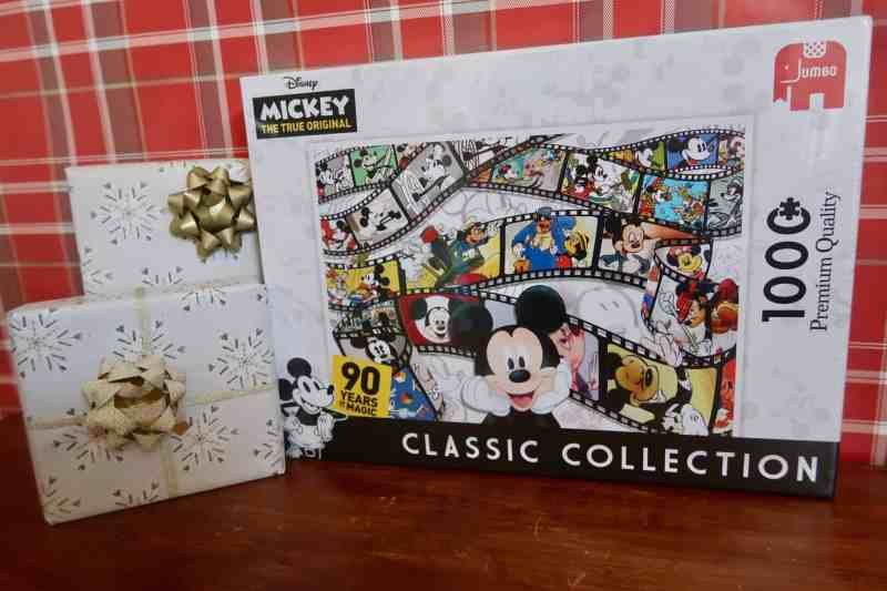 Disney Mickey Mouse 90th Anniversary 1000 Piece Jigsaw Puzzle