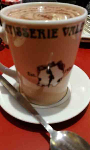 Afternoon Tea At Patisserie Valerie