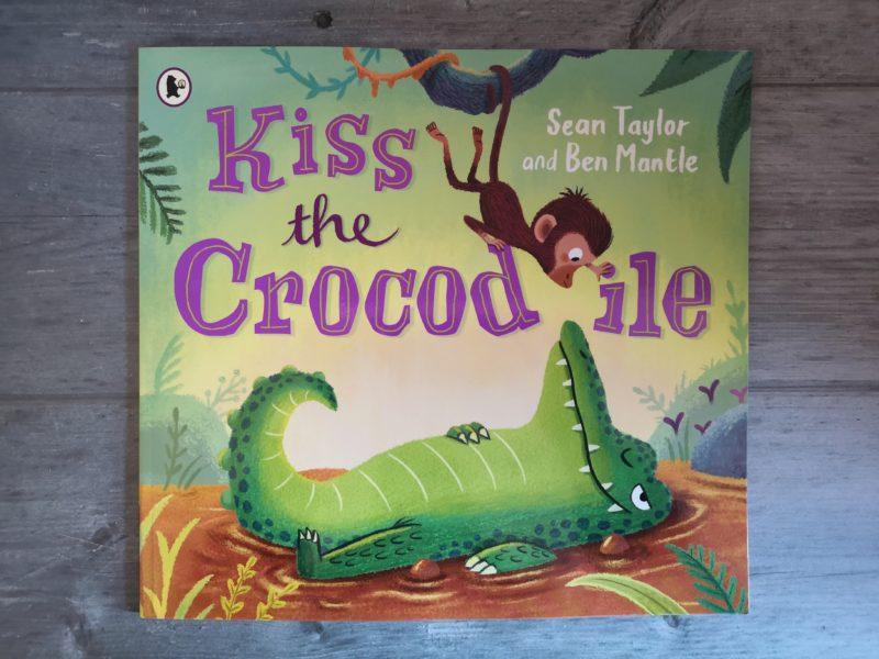 Kiss the Crocodile