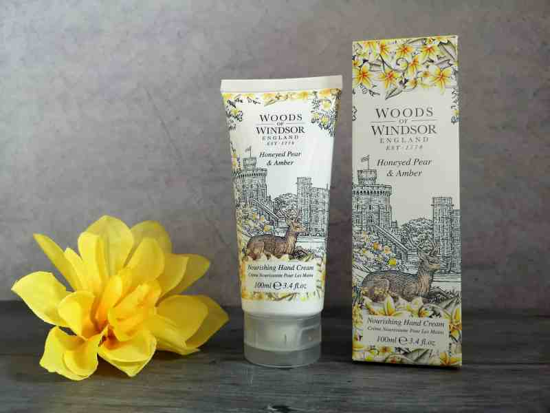 Woods of Windsor hand cream