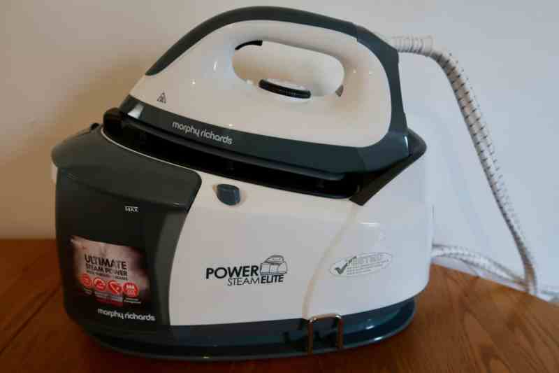 Morphy Richards Power Steam Elite Pressurised Steam Generator Iron