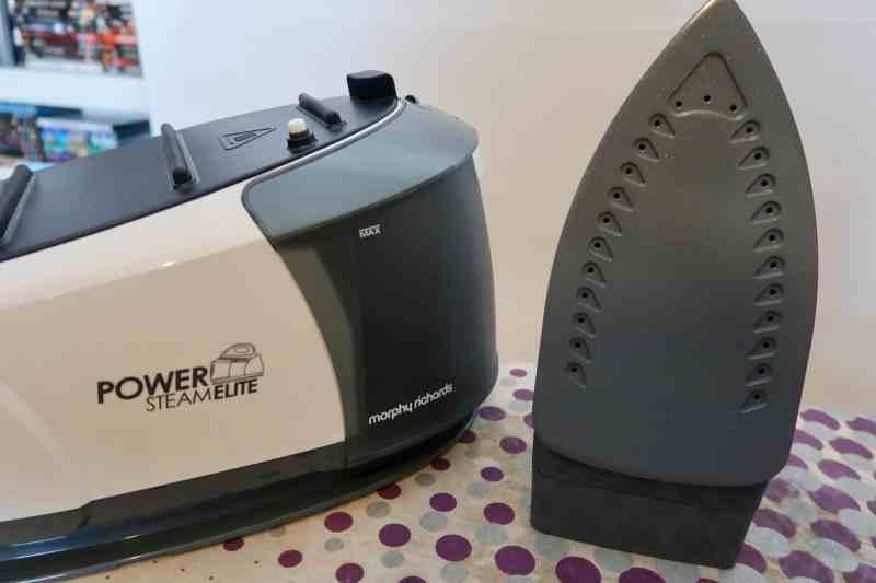 Morphy Richards Power Steam Elite Pressurised Steam Generator Iron