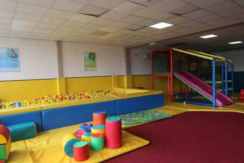 Haven Caister-on-Sea soft play