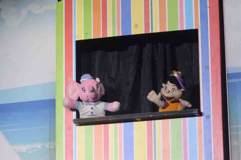 Haven Caister-on-Sea Pop Up Puppet Theatre Co