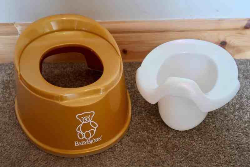BabyBjörn Smart Potty