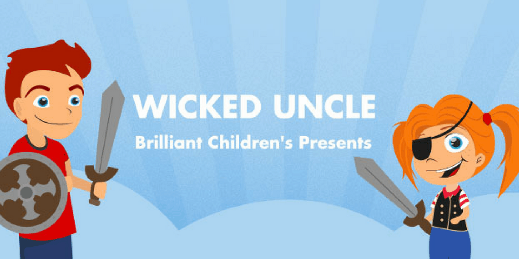 Imaginative Play With Wicked Uncle