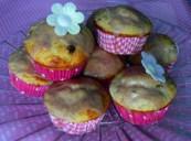 Lebkuchenmuffin Frühling