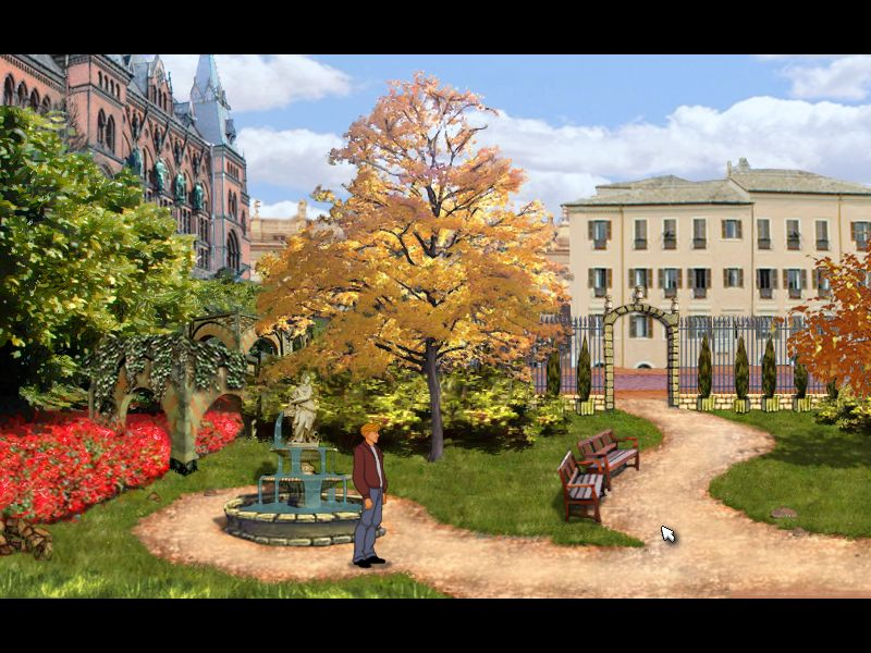 Let's Play Broken Sword 2.5