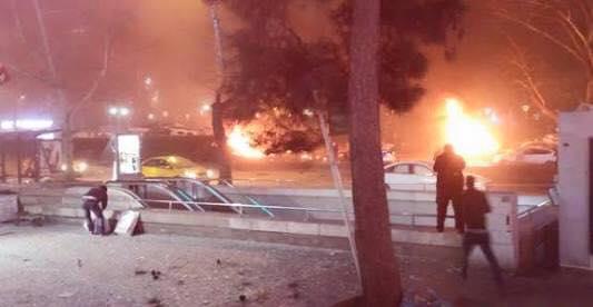 Ankara, Güvenpark'taki Hain Terör Saldırısı
