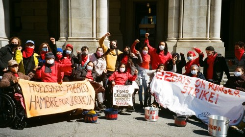 न्यूयॉर्क : 23 दिनी संघर्ष के बाद प्रवासी कर्मचारियों की ऐतिहासिक जीत