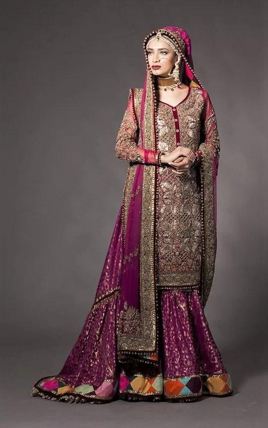 Latest Bridal Walima Dresses Pakistani 2020-2021 Best ...