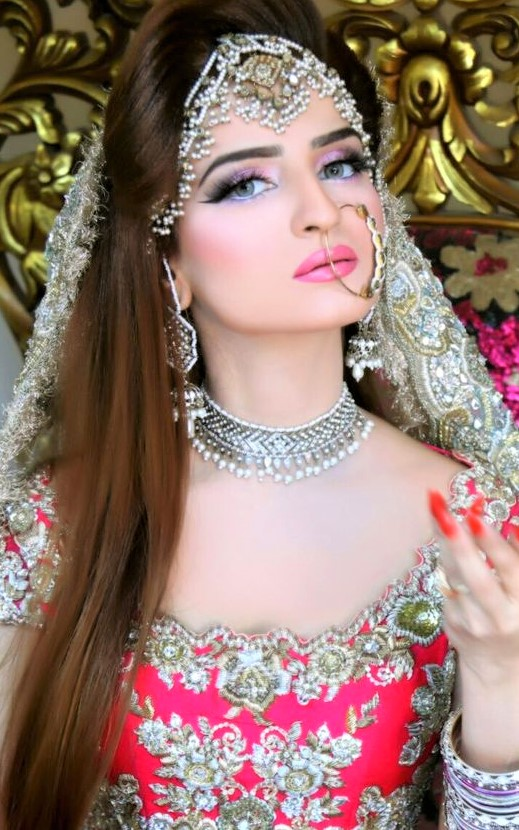 Latest Kashees Bridal Makeup 2019 For Wedding