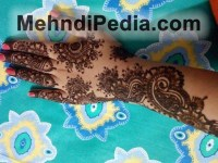 Mehndi designs easy only hd wallpapers