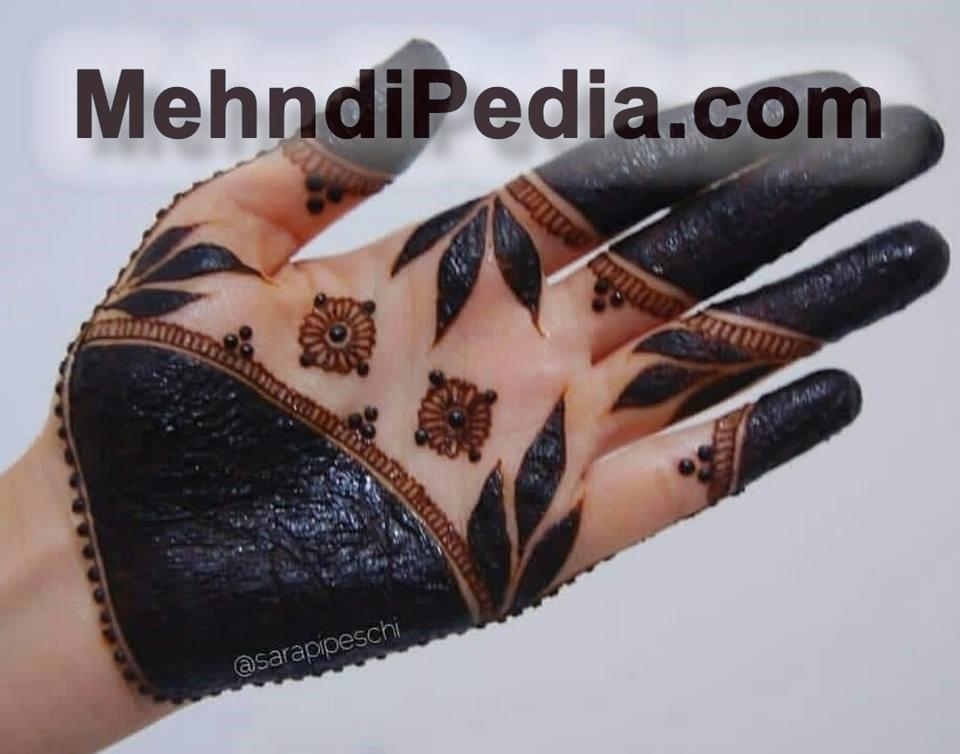 Net based traditional mehndi design images hd