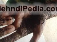 front hand stylish mehndi designs