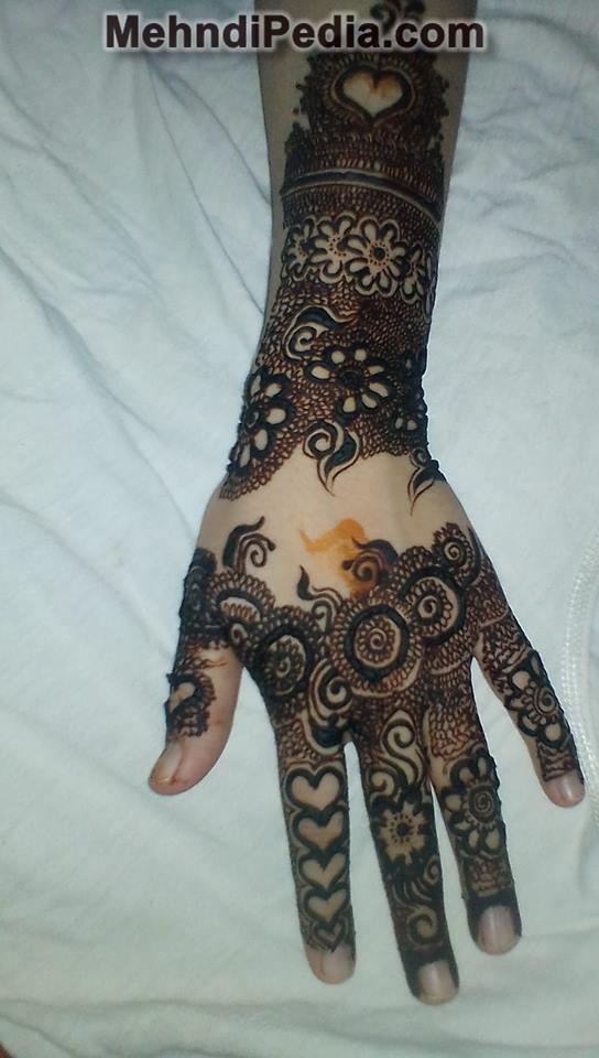 loving mehndi desing karachi mehndi designs for left hand