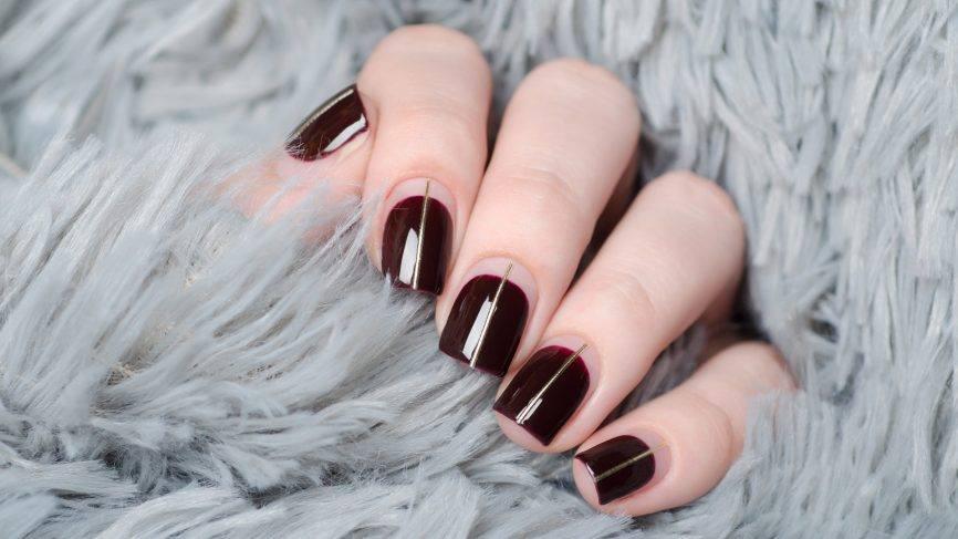 fall nail idea image date